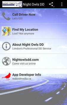 Night Owls DD poster