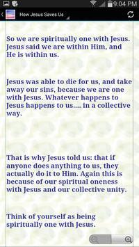 Oneness with Jesus screenshot 3