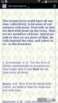 Oneness with Jesus poster