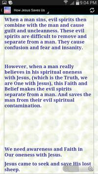 Oneness with Jesus screenshot 2