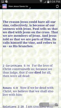 Oneness with Jesus screenshot 7