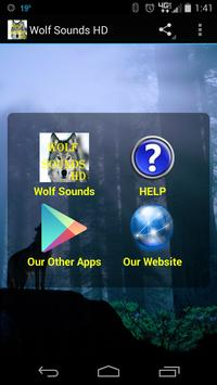 Wolf Sounds HD poster