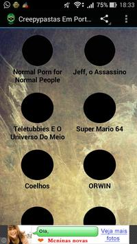 Creepypastas Em Português poster