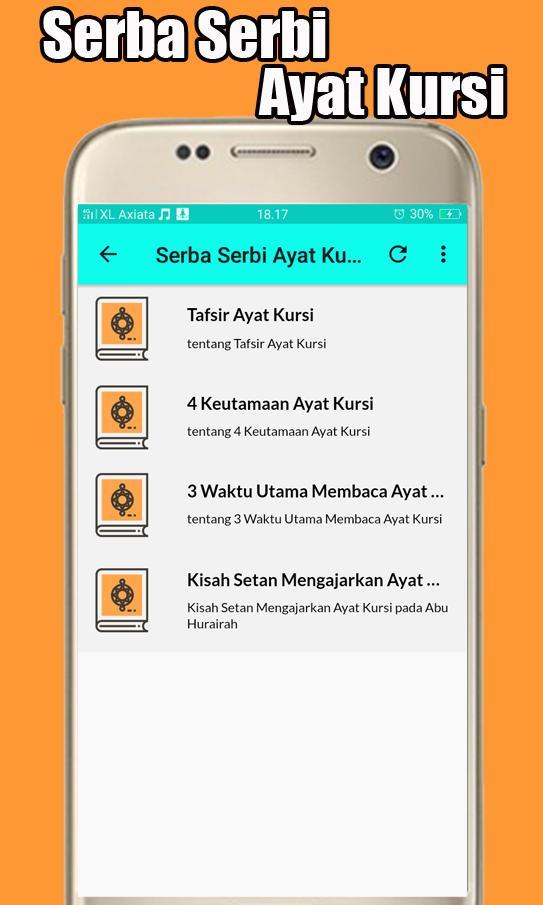 Ayat Kursi Mp3 Dan Teks Pour Android Telechargez L Apk