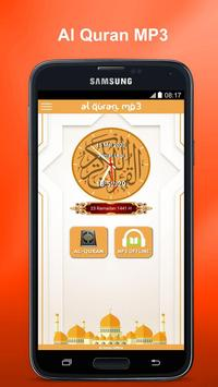Al Quran MP3 (Full Offline) poster