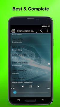Al Quran MP3 (Full Offline) screenshot 4