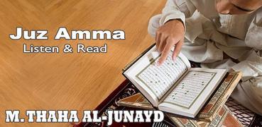 Juz Amma MP3 Thoha Al Junayd
