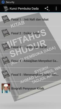 KItab Miftahus Shudur poster