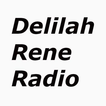 Delilah Rene Radio poster