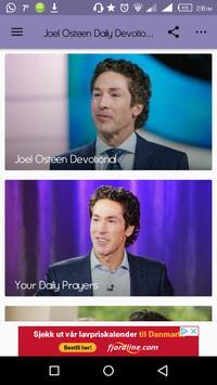 Joel Osteen Daily Devotional screenshot 12