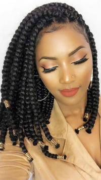 African Braids Hairstyles 2020 screenshot 11