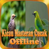 Kicau Masteran Spesial Cucak icon