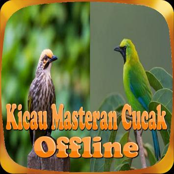 Kicau Masteran Spesial Cucak poster