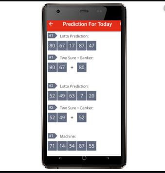 Baba Nigeria Lotto Prediction screenshot 1