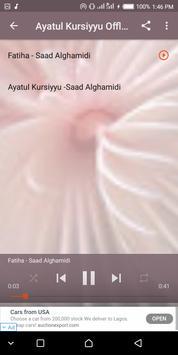 Ayatul Kursiyyu-Alghamd offlne screenshot 2