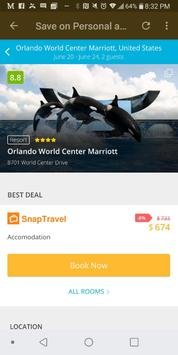 Discounted Vacations screenshot 2