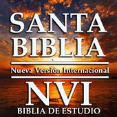 NVI Biblia de Estudio Nueva Versión Internacional Zeichen