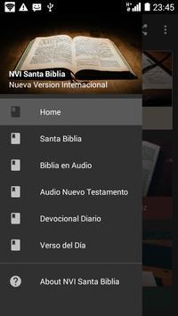 NVI Biblia de Estudio Nueva Versión Internacional Plakat