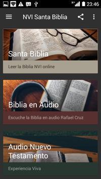 NVI Biblia de Estudio Nueva Versión Internacional Screenshot 1