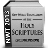NWT 2013 of the Holy Scriptures Zeichen