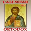 Calendar Ortodox Zeichen