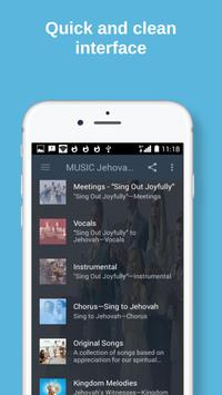 MUSIC Jehovah's Witnesses Screenshot 1