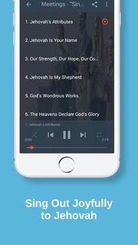 MUSIC Jehovah's Witnesses Screenshot 2