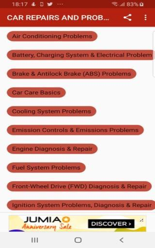 CAR DIAGNOSIS AND REPAIRS for Android - APK Download