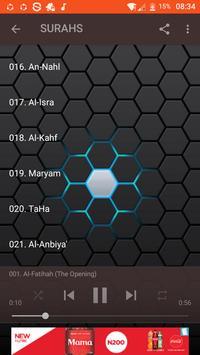 Mahmoud Khalil Al-Hussary Mp3 screenshot 3