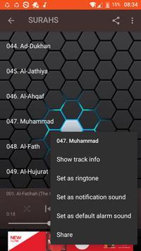Mahmoud Khalil Al-Hussary Mp3 screenshot 4