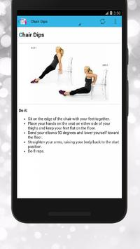 Get Rid Of Arm Fat Fast and Tone Your Arms скриншот 2