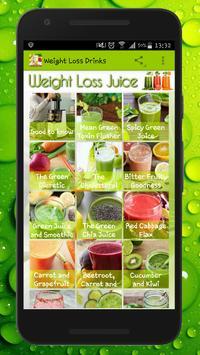Fat Loss and Detox Drinks Recipes الملصق