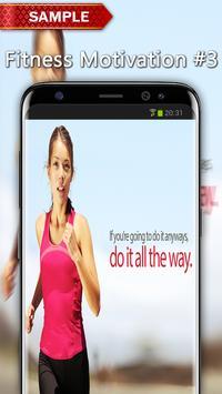 Fitness Motivation Wallpapers screenshot 3