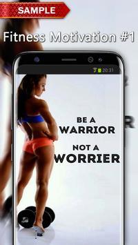 Fitness Motivation Wallpapers screenshot 1