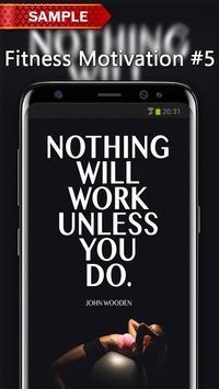Fitness Motivation Wallpapers screenshot 5