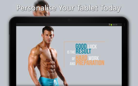 Fitness Motivation Wallpapers screenshot 8