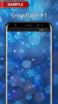 Snowflake Wallpapers screenshot 1