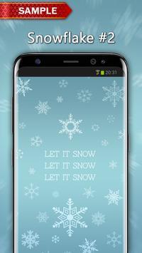 Snowflake Wallpapers screenshot 2