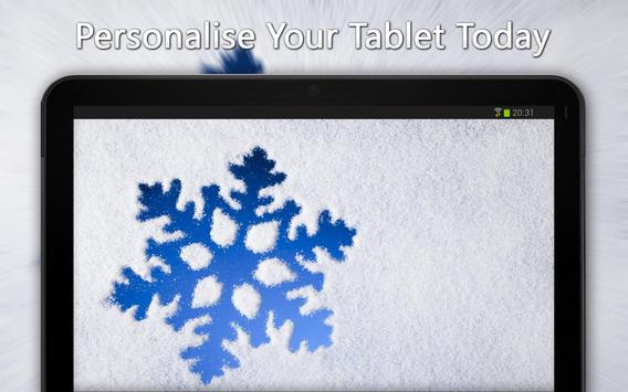 Snowflake Wallpapers screenshot 6