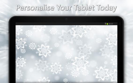 Snowflake Wallpapers screenshot 8