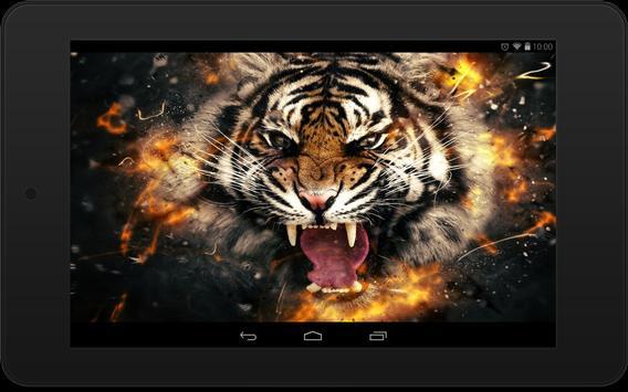 Tiger Wallpapers screenshot 5
