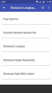 Kumpulan Sholawat Nabi MP3 screenshot 5