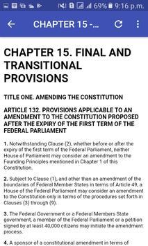 Somalia Constitution screenshot 4
