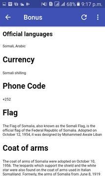 Somalia Constitution screenshot 5