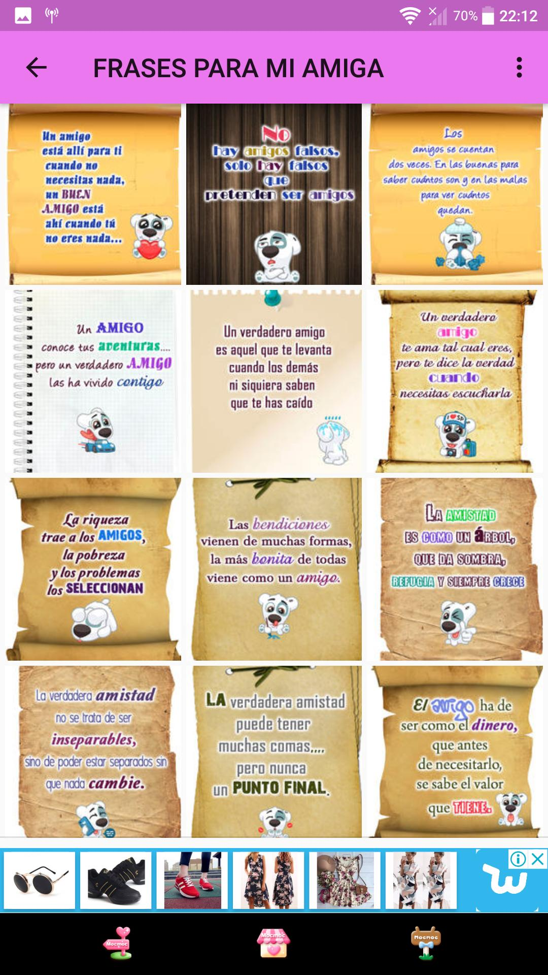 Frases Para Amigas For Android Apk Download
