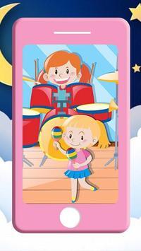 Kids Songs Best Nursery Rhymes Apps poster