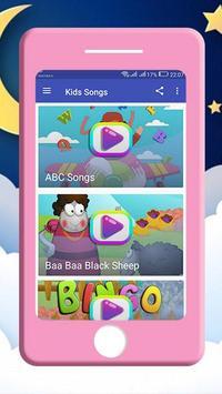 Kids Songs Best Nursery Rhymes Apps screenshot 1