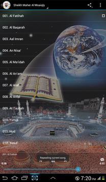 Maher Full Quran No Internet screenshot 3