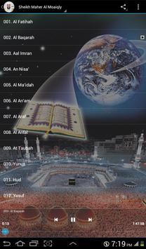 Maher Full Quran No Internet screenshot 1