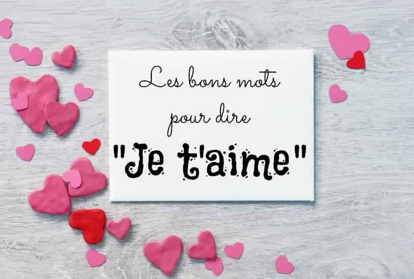 Je Taime Phrase Damour 2018 For Android Apk Download
